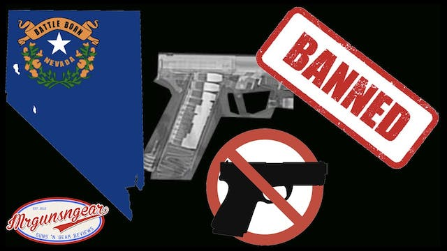 Nevada Ghost Gun Owners Are Now Felon...