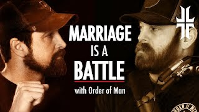 Order of Man and War Poet discuss Marriage