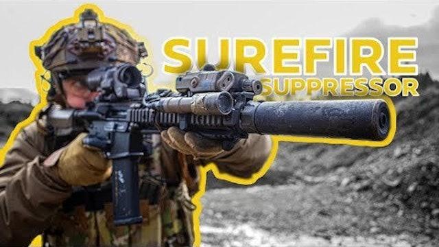 80,000 ROUND SUPPRESSOR REVIEW (Spec Op's suppressor) Surefire SOCOM RC