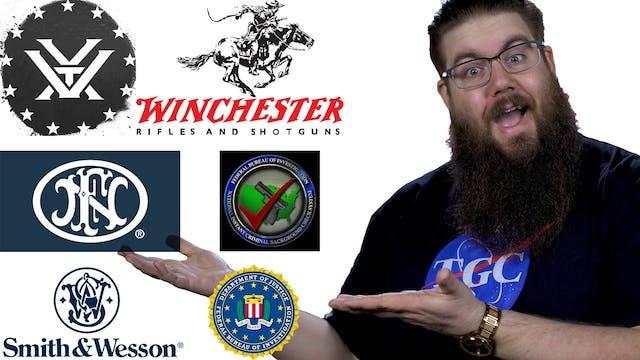 GUN INDUSTRY NEWS SPECIAL - TGC News!