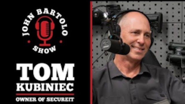 Tom Kubiniec - SecureIT Firearms Storage