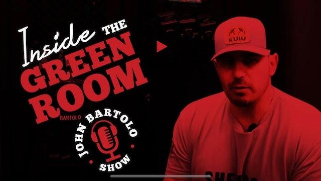 JBS Inside The Green Room John Bartolo Show