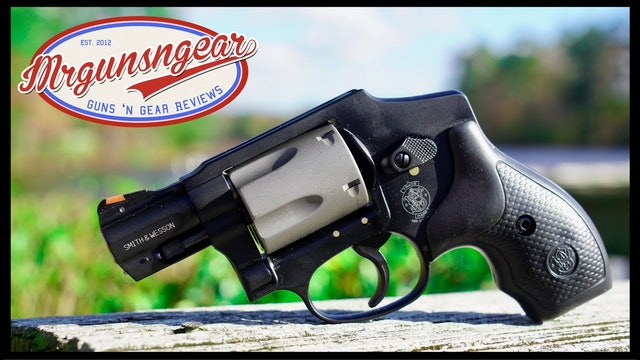 Smith & Wesson 340PD_ The World's Lightest 357 Magnum!