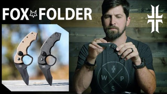 WPS Fox Folder Review w real FRUIT NI...