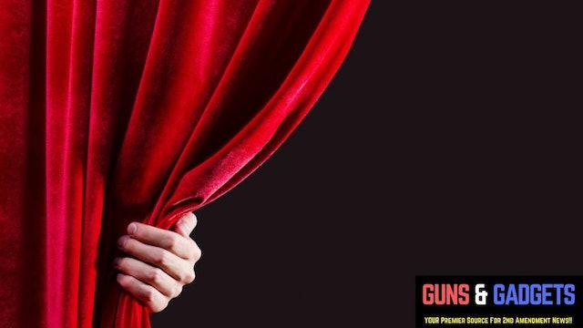 Behind the Curtain Gun Control Media