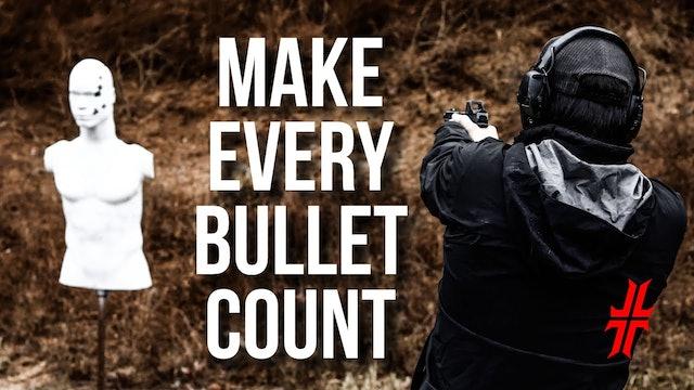 Range Drills for the Ammo Famine