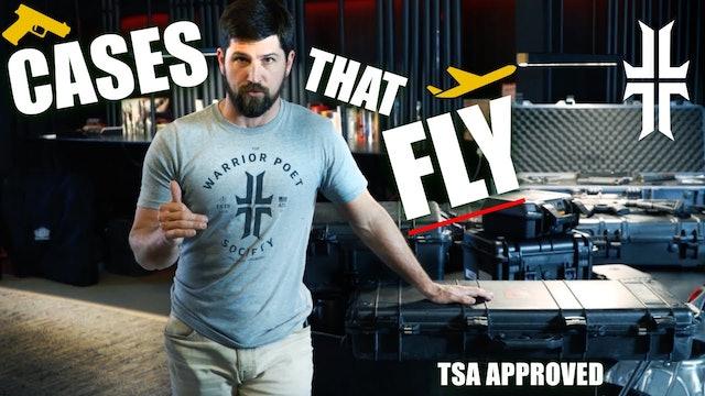 Traveling & Guns   CASE COMPARISON   TSA Approved