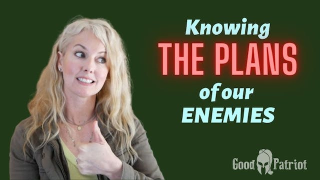 Knowing THE PLANS Of Our ENEMIES + Bi...