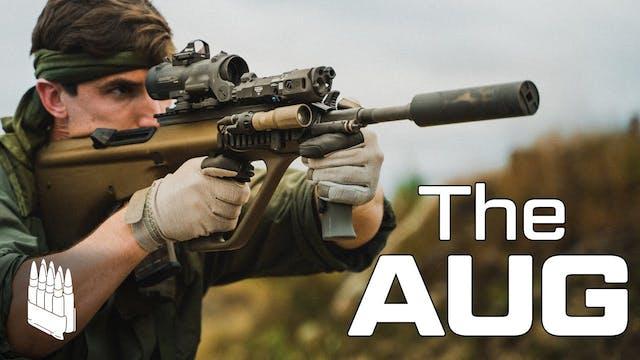 The AUG _ AUSTRIAN SERVICE RIFLE, the...