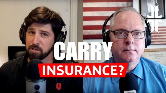 Do you Need Carry Insurance?