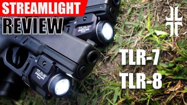 Streamlight TLR-7 and TLR-8 FLASHLIGH...
