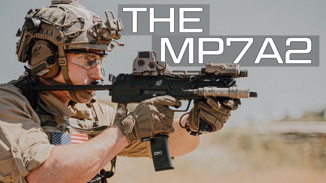 MP7A2 vs Gel Blocks