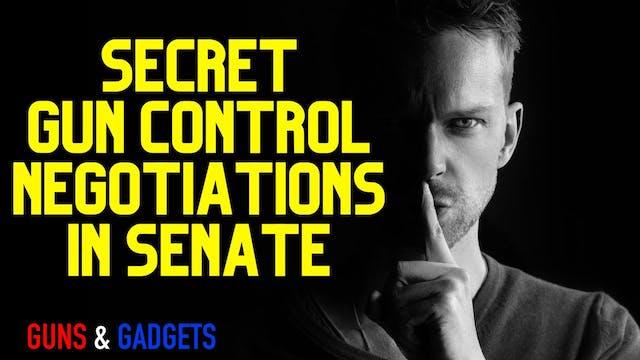 Secret Gun Control Negotiations In Th...
