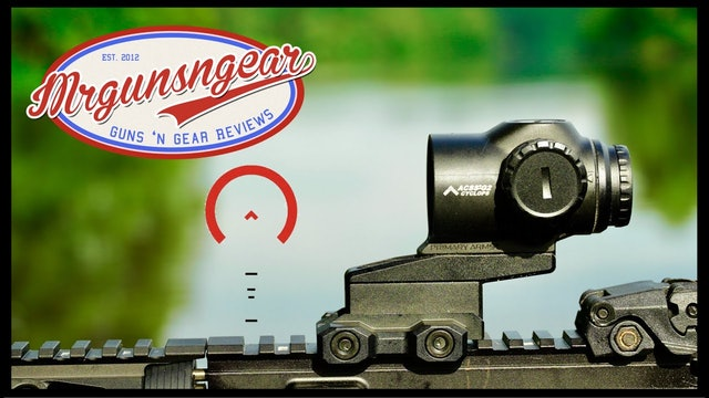 Primary Arms Gen2 Cyclops SLx 1X Prism With ACSS Reticle Review
