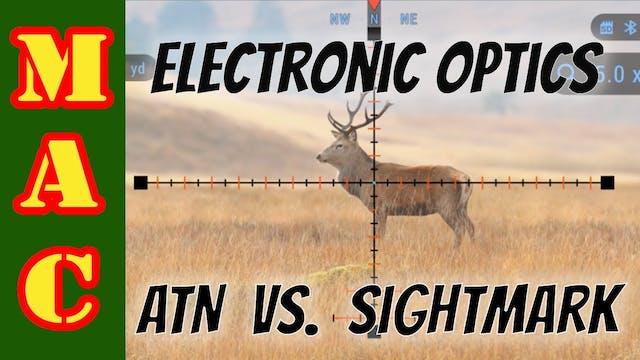 ATN X-Sight vs. Sightmark Wraith - Sh...