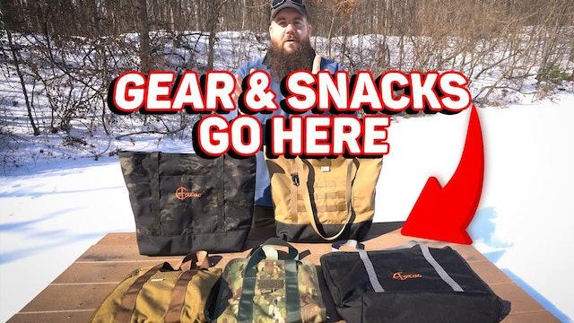Suppressor Bag & Grocery Getter from Cole-Tac! - TGC Quarantine Gun Show!