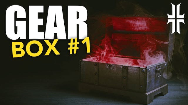 5 Random items from the GEAR BOX | Ep 01