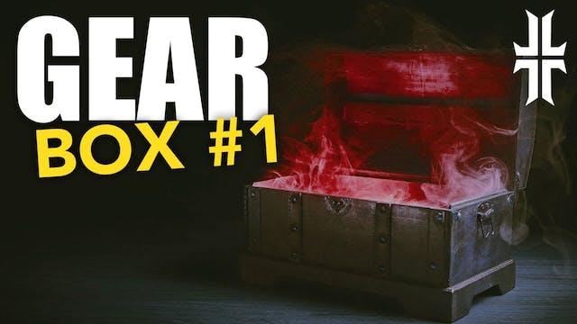 5 Random items from the GEAR BOX   Ep 01
