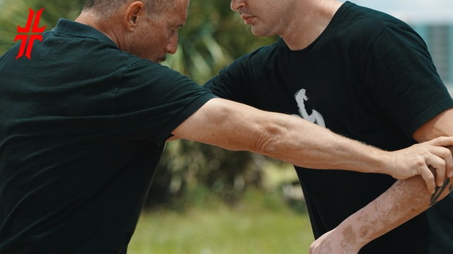 Hand Fighting Bicep Ties