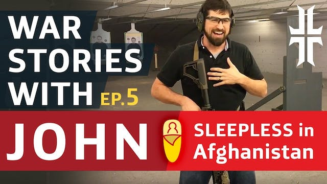 War Stories with John | Sleepless in ...