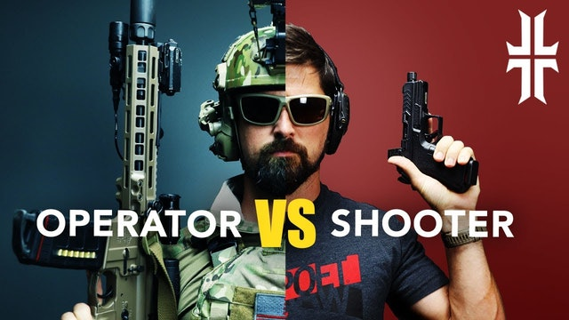 Difference between 'Shooters' and 'Operators'