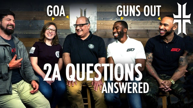 The Big ANTI 2A Arguments w GunsOut TV  Gun Owners of America