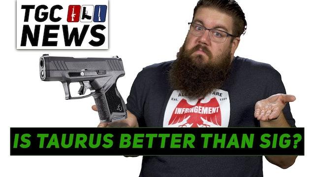 Taurus GX4 Beretta Ultraleggero Demonetized Gun Channels  TGC News