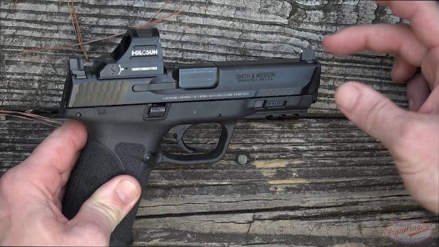 Smith & Wesson M&P9 2.0 C.O.R.E. Optics Ready Pistol Review