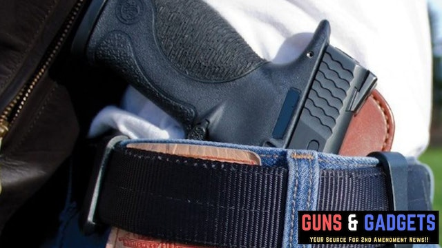 Constitutional Concealed Carry Reciprocity Act Submitted In Senate