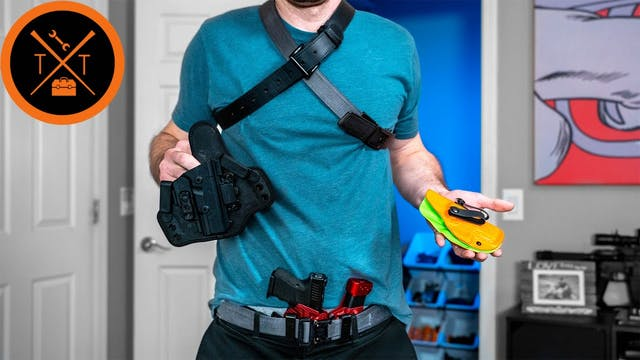 Best Concealed Carry Holster for YOUR...