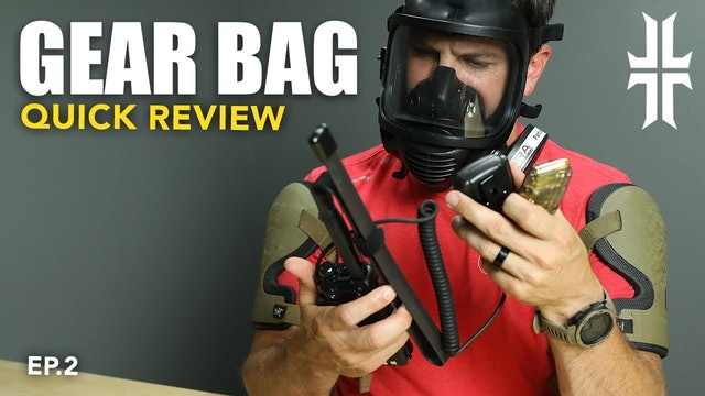 Gear Bag Ep. 2 | Flash Hiders, Clear Mags, Knee Pads, Safety Masks, Radios