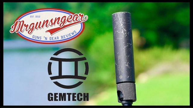Gemtech HALO Lightweight 5.56 Silencer Test & Review