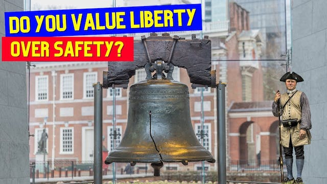 Do You Value Liberty Over Safety
