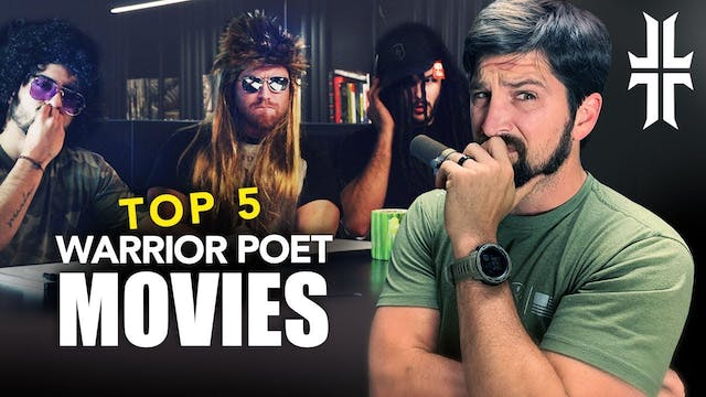 TOP 5 Warrior Poet Movies