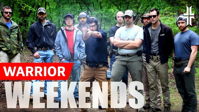 Training Retreat Promo (Warrior Weekend)
