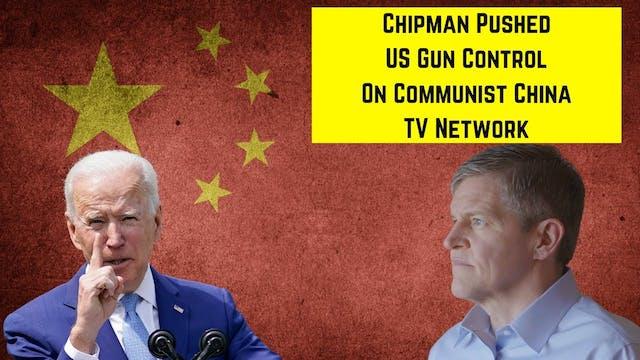 David Chipman Pushed US Gun Control O...
