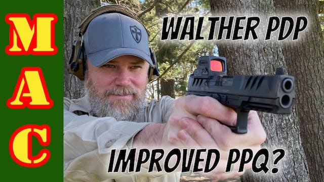 New Walther PDP Worthwhile PPQ Upgrade