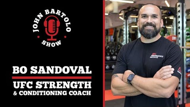 Bo Sandoval - UFC Strength and Condit...