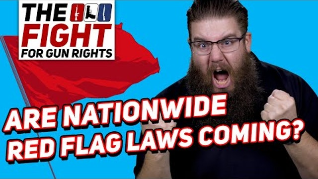 DOJ ISSUES RED FLAG LAW TEMPLATE - Fight For Gun Rights!