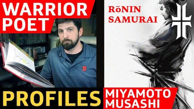 Samurai Miyamoto Musashi
