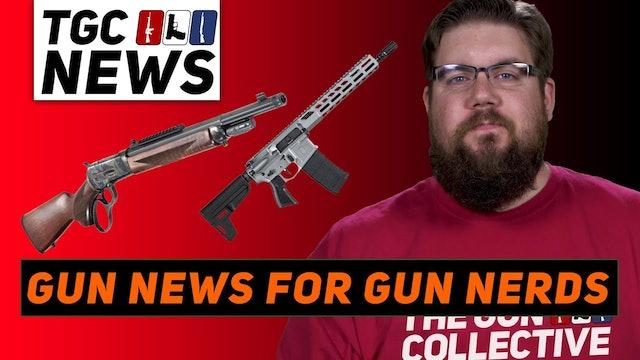 4570 Takedown M400 Switchblade Lego Glock Update  GUN NEWS