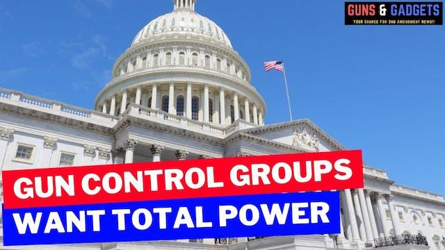 "Gun Control Groups Kick-Off ""Demand A..."