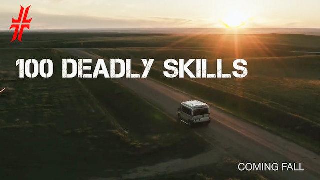 100 Deadly Skills Teaser