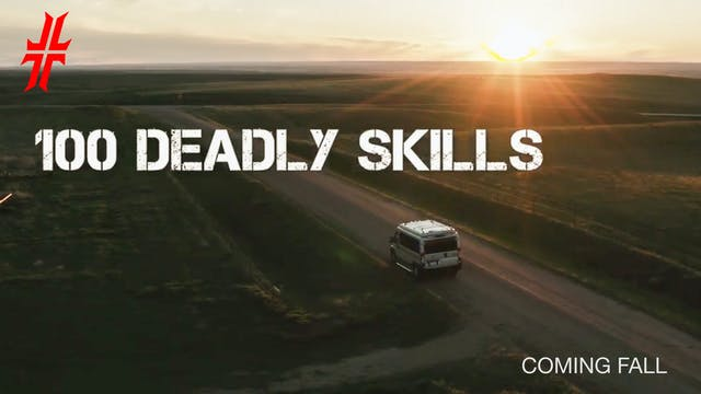 100 Deadly Skills Teaser