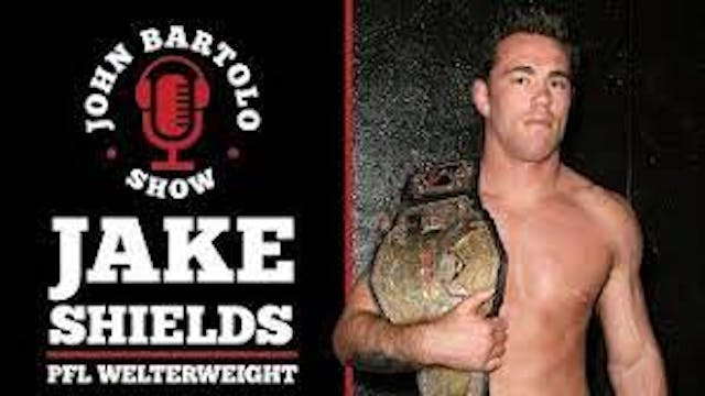 Jake Shields - Grappling Legend