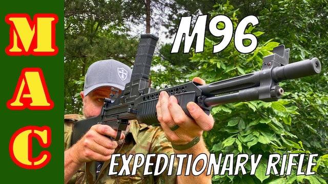 Legendary M96 Expeditionary Rifle! A Resurrection_