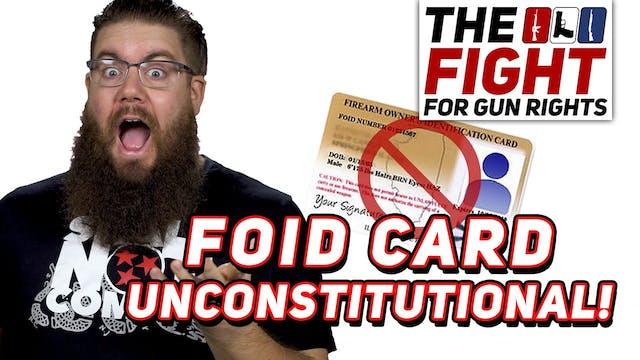 HUGE 2A WIN  Illinois FOID Card UNCON...