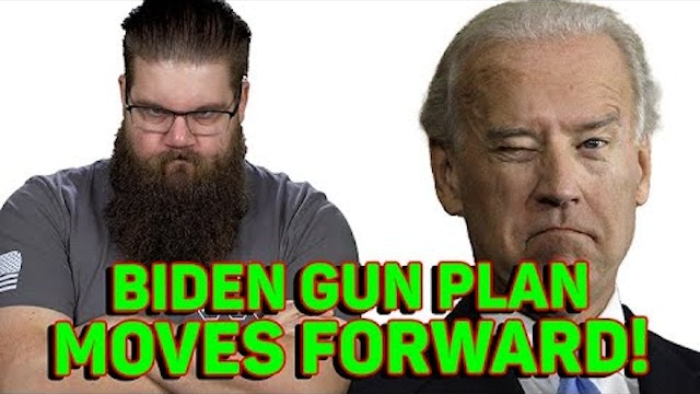 Biden Goes After 80 Lowers Pistol Braces Red Flag laws  The Fight for Gun Rights