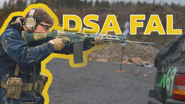 DSA FAL