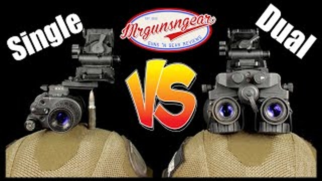 Single Tube Vs. Dual Tube Night Vision | Which Is Best For You